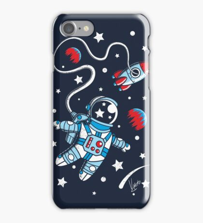 Space Walk iPhone Case/Skin