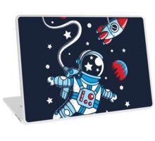 Space Walk Laptop Skin