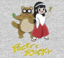 Pocky and Rocky (Super Nintendo Version) Kids Clothes