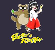 Pocky and Rocky (Super Nintendo Version) Unisex T-Shirt