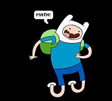 Finn Math! by oliviasum41