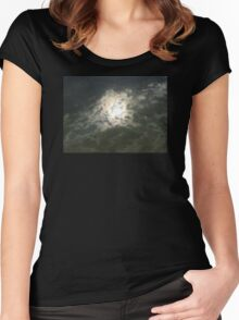 Beauty of nature Women's Fitted Scoop T-Shirt