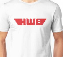 Half Witty Banter 05 Unisex T-Shirt