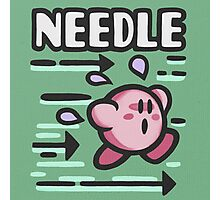 Kirby Needle Photographic Print