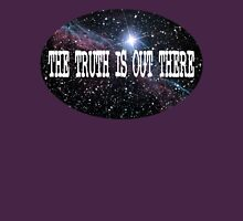 The Truth Is Out There (Nebula) Unisex T-Shirt