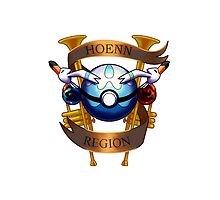 Hoenn Region Crest by fluna