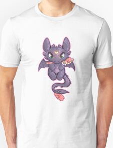 Sailor Toothless (Sticker Version) Unisex T-Shirt