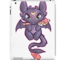 Sailor Toothless (Sticker Version) iPad Case/Skin