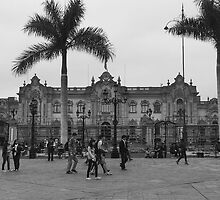Plaza Mayor de Lima by mar78me