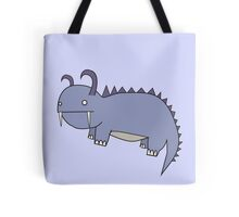 Cute Dumb Behemoth Tote Bag