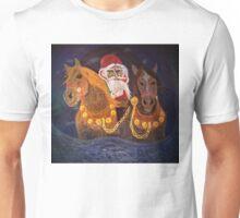 King Winter Rides In Unisex T-Shirt