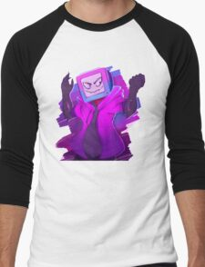 Pyrocynical Gear. Men's Baseball ¾ T-Shirt