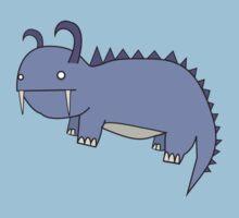 Cute Dumb Behemoth by evanmayer