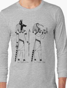 Egyptian Gods Long Sleeve T-Shirt