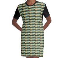 The Watchmen Graphic T-Shirt Dress