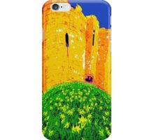 CLIFFORDS TOWER YORK  iPhone Case/Skin