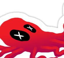 Squashed Octopool Sticker
