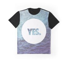 Yes. Graphic T-Shirt
