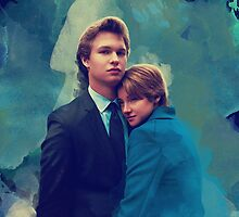 The Fault In Our Stars Apparel, Phone, iPad & Poster Design by Benikari47