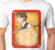 Neville Longbottom Playing Card Unisex T-Shirt