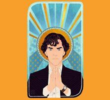 Sherlock Tarot Card Womens Fitted T-Shirt