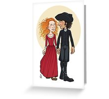 They like you... Greeting Card
