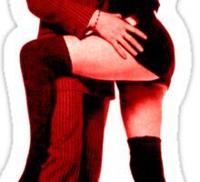 Serge Gainsbourg Jane Birkin amazing design! Sticker