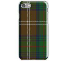 01983 Chisholm Hunting #2 Clan/Family Tartan  iPhone Case/Skin