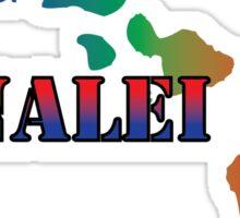 Hanalei Bay Sticker
