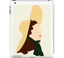 Gone With The Wind - Scarlett iPhone / iPad / Pillow / Print iPad Case/Skin