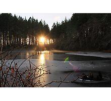 South Lake Photographic Print