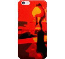 Karate Kid Crane Kick iPhone Case/Skin