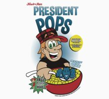 President Pops (Pete and Pete parody) Kids Tee
