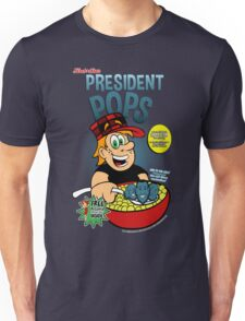 President Pops (Pete and Pete parody) Unisex T-Shirt