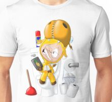 Pineapplez potty time! Unisex T-Shirt
