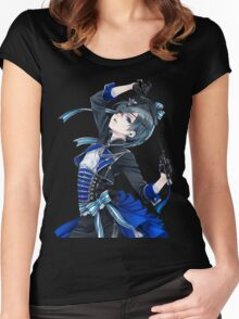 Black Butler-Ciel Phantomhive Women's Fitted Scoop T-Shirt