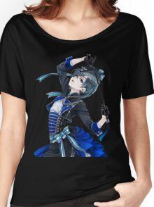Black Butler-Ciel Phantomhive Women's Relaxed Fit T-Shirt