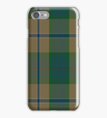 01981 Chisholm Colonial Clan/Family Tartan  iPhone Case/Skin