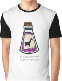 The Poison for Kuzco Graphic T-Shirt