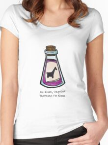 The Poison for Kuzco Women's Fitted Scoop T-Shirt