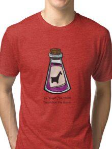 The Poison for Kuzco Tri-blend T-Shirt