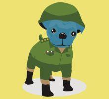 Pugsy I'm a Sergeant Kids Clothes