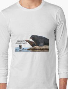 Gerald  Long Sleeve T-Shirt