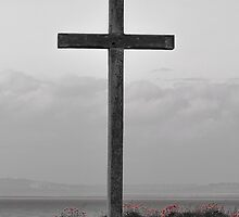 Empty Cross by terrierdog