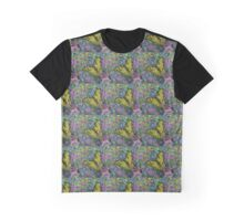 Swallowtail (Mixed media) Graphic T-Shirt