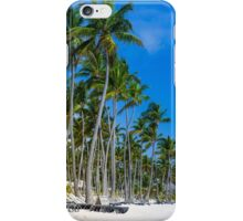Caribbean dream iPhone Case/Skin