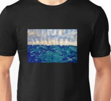 Choppy Kai............Cloudy Lani Unisex T-Shirt