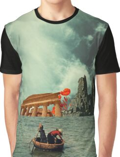 We Are All Fishermen Graphic T-Shirt