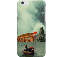 We Are All Fishermen iPhone Case/Skin