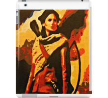 Katniss Everdeen from The Hunger Games iPad Case/Skin